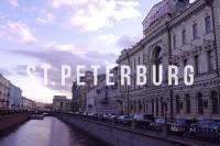 圣彼得堡吓的我抱紧了我的小书包