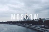 莫斯科没有眼泪雨伞乱飞