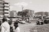 [9843] 肯尼亚·内罗毕的黑与白
