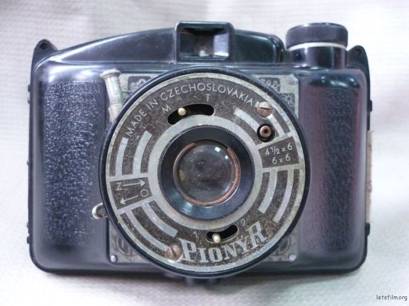 捷克 『PIONYR』 相机