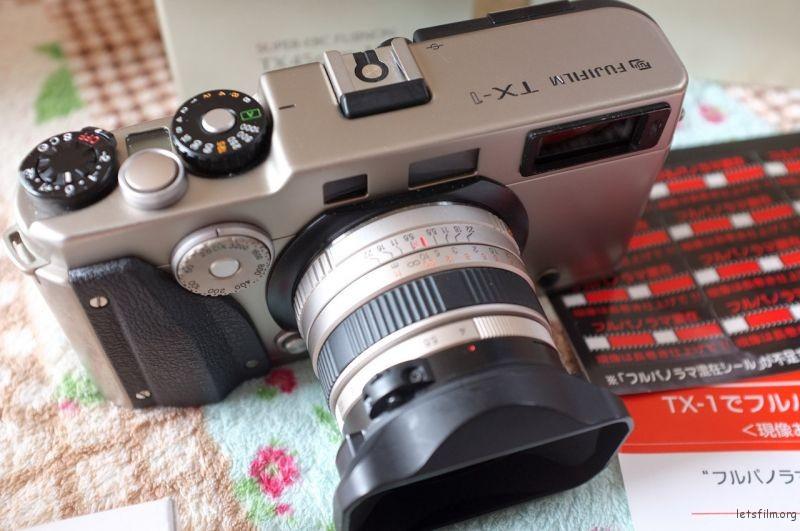 Fujifilm TX-1
