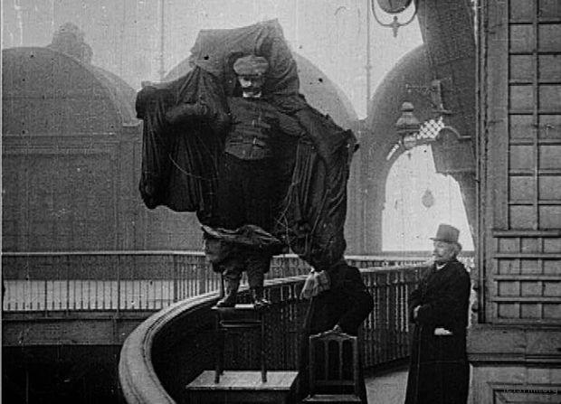 Franz Reichelt 的死亡之跳