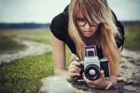 请珍爱身边的女摄影师,她们都是天使