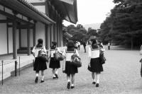 黑白印象——记录在日本暴走的时光