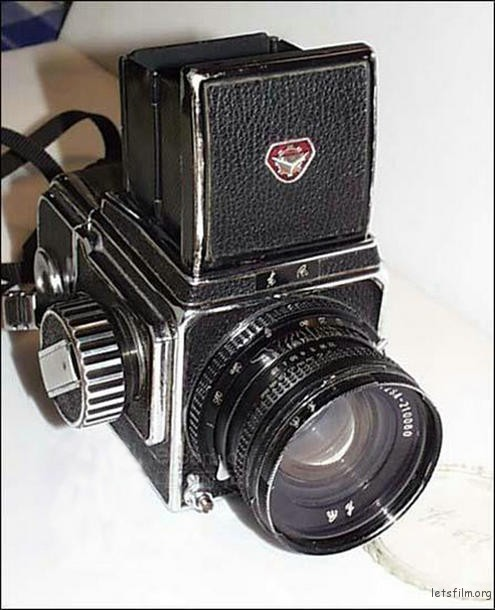 东风 120 相机