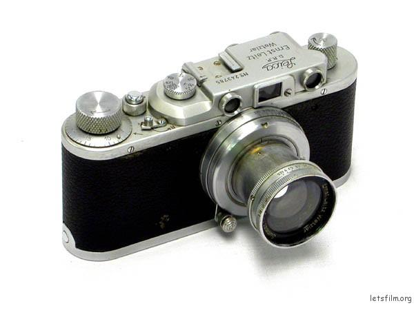 Leica II 型相机