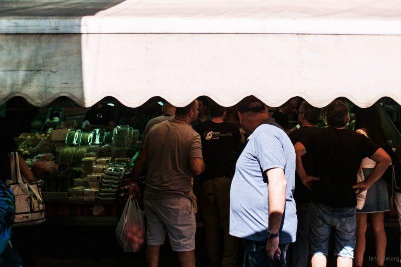 卡梅尔市场