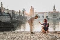 求婚不是男生专利,她耗时两年安排一场温馨又浪漫的求婚仪式