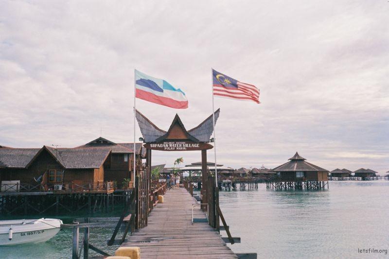 马来物语——马步岛的回忆录01