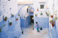 [10478] 蓝色之城·舍夫沙万
