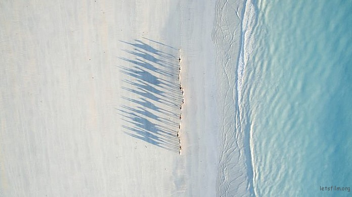 Cable Beach, Australia by Todd Kennedy