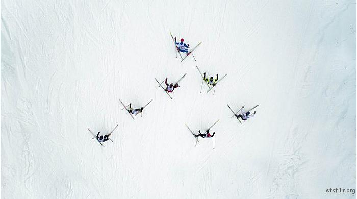 Ski race, Adzhigardak, Asha, Russia by Maksim Tarasov