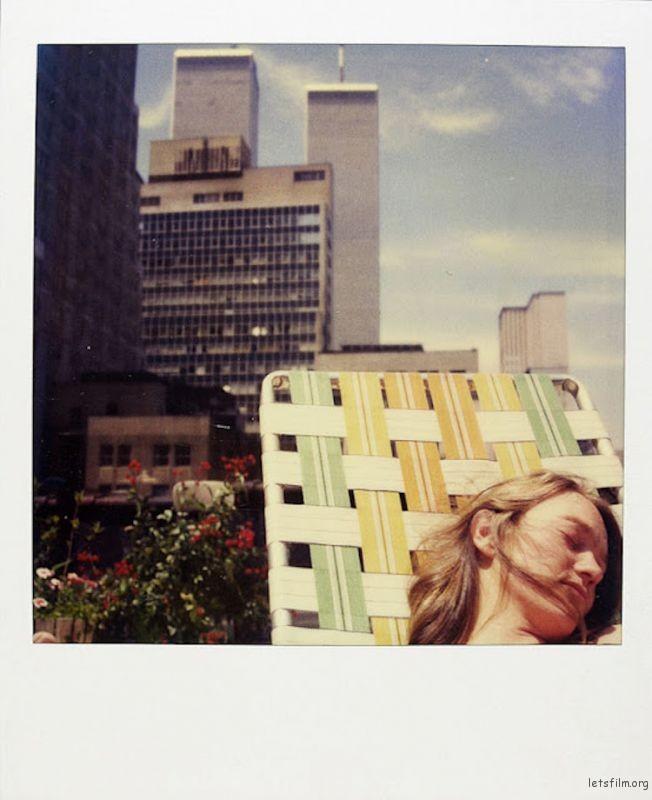 June 10, 1983 曼哈顿高楼下的静谧时刻
