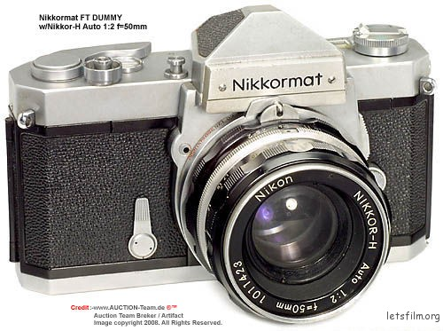 Nikon FT