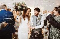 来自世界各国新人的婚礼,不一样的习俗却都是最迷人的画面
