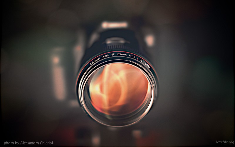 Canon EF 85mm f/1.2 L