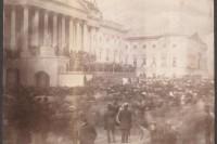 历史上第一张美国总统就职典礼照片