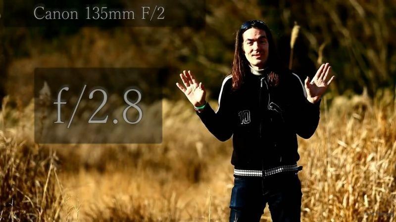 135mm f/2.8