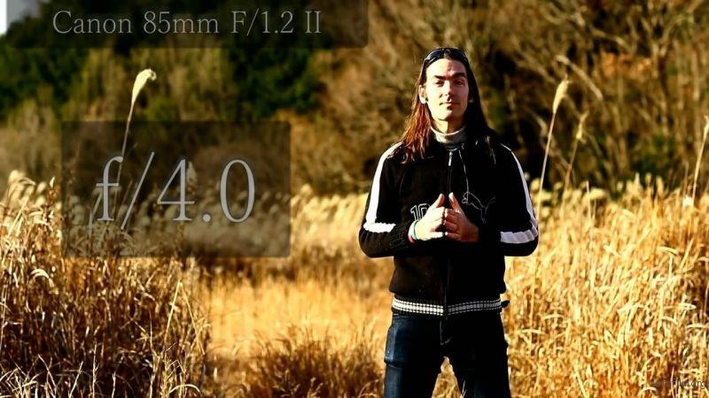 85mm f/4.0
