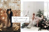打造浪漫婚纱照及婚礼现场:从蜡烛、花瓣到气球的6 种必学装饰