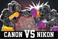 Canon Vs. Nikon 到底谁的用户更多?