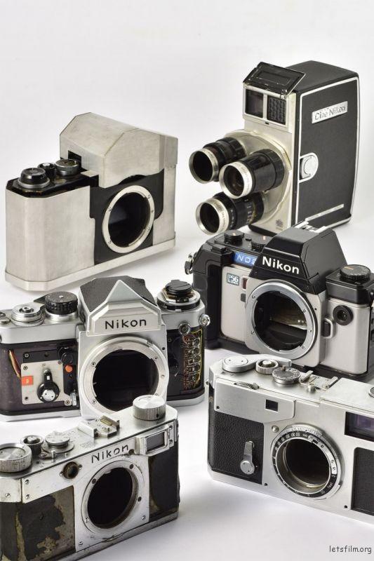 Nikon-Museum-100th-anniversary-special-exhibition-Prototype-Cameras