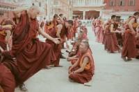 [11374] 色达·辩经·僧人