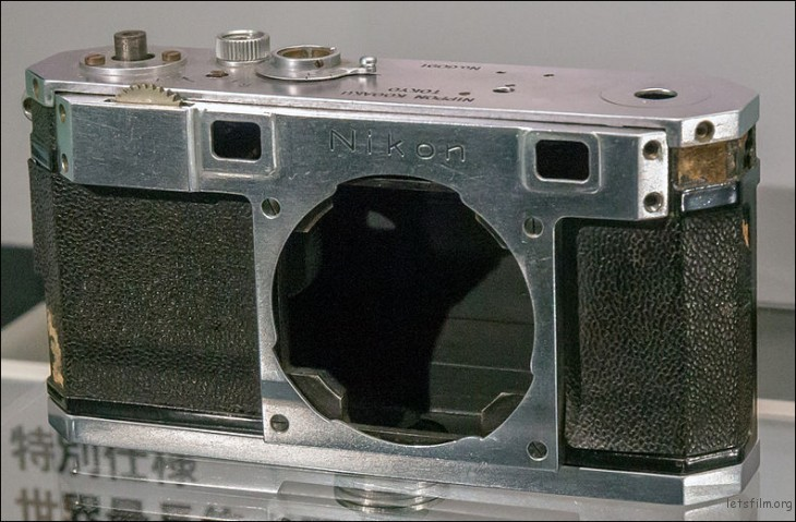 Nikon Model I Prototype I No.6091