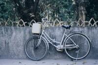 [11434] 骑着单车,路过流风