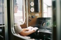 [11258] 岚山火车上的少女与竹林