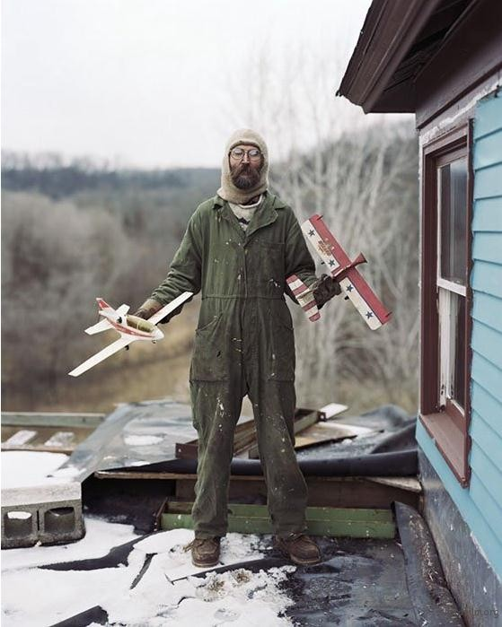 From Sleeping by the Mississippi, 2002 by Alec Soth