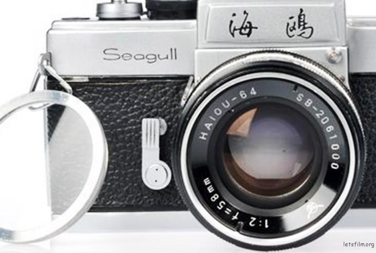 图为海鸥相机