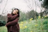 [12121] 迎接春天最好的方式,看来就只有加入她温柔的欢喜