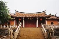 [12252] 泉州南少林,雨