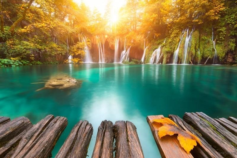 克罗地亚,十六湖国家公园