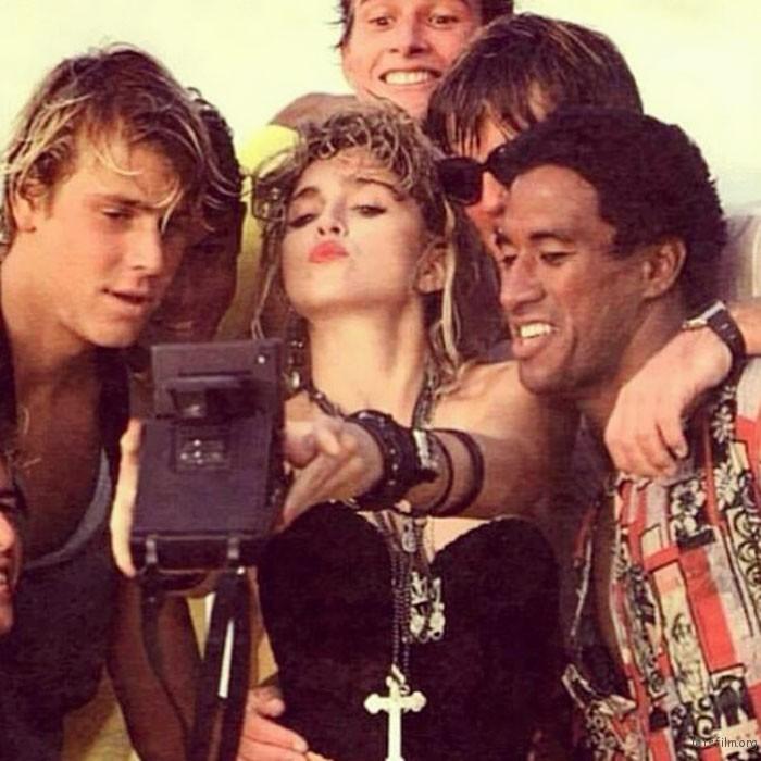 Madonna, 80s