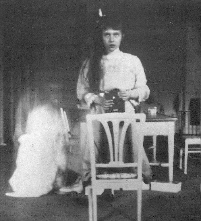 Anastasia 公主(末代沙皇的女儿),1914