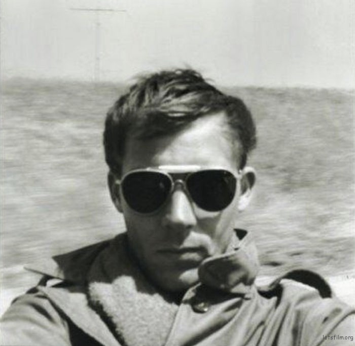 Hunter S. Thompson, 1960