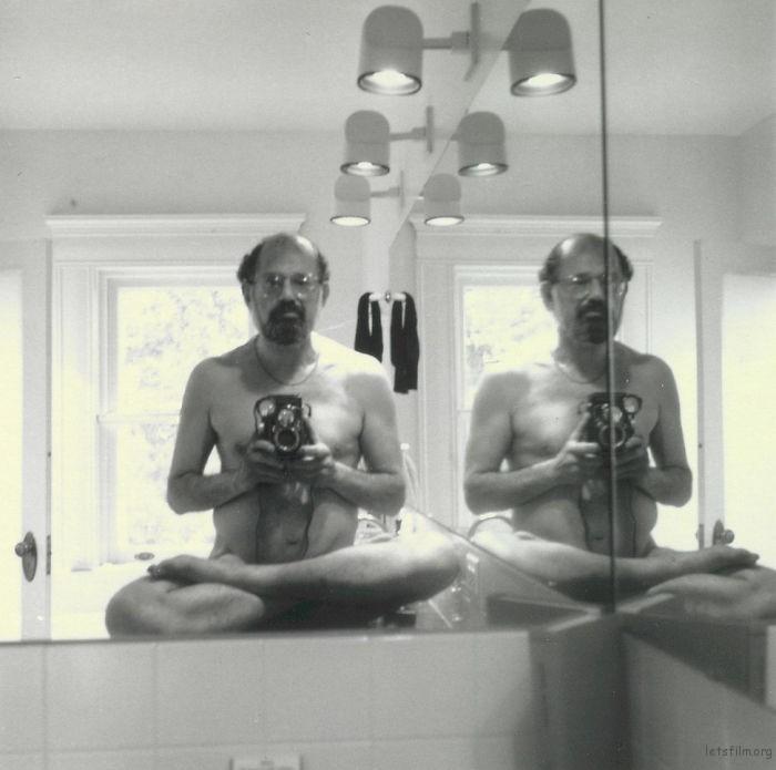 Allen Ginsburg, 1985
