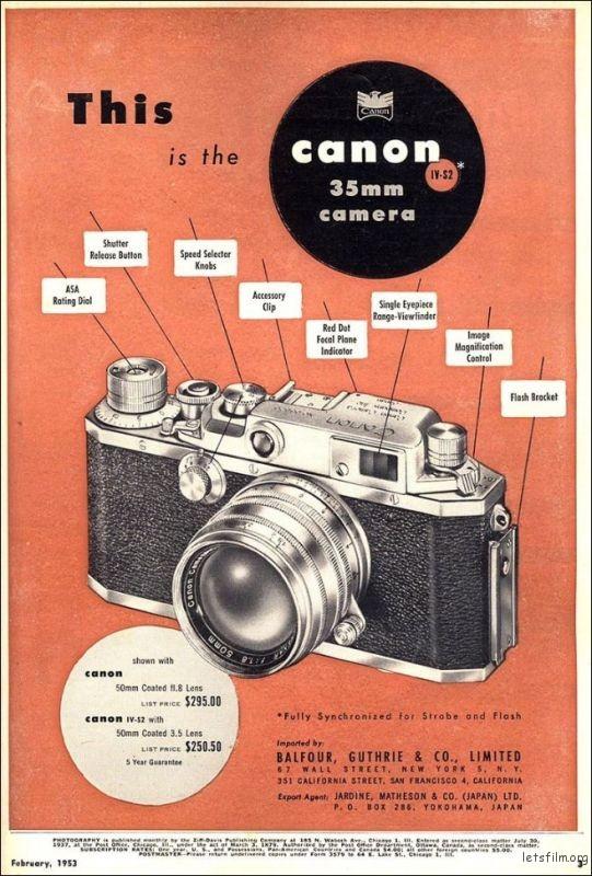 Canon 35mm L39