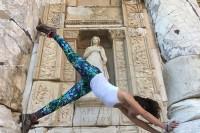 分不清虚幻与现实的土耳其美景瑜伽之旅 | 热气球、卡帕多奇亚、棉堡、特洛伊 | 国外旅游