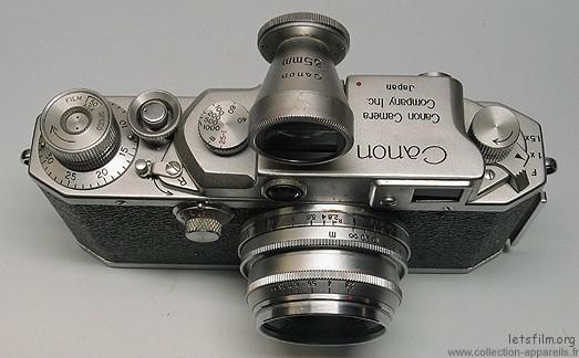 Canon IV SB