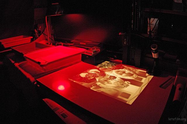 Darkroom 操作台