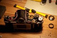 海鸥DF-1——家传相机翻新记