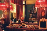 [12352] 红色咖啡屋