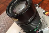 Canon FD 135mm f/3.5 - FD