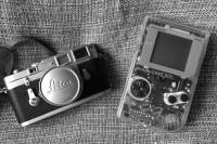 这是一个完全不负责任的对决,Leica M3 VS Gameboy Camera