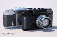 Contax 出了数码旁轴相机?