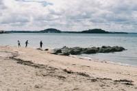 [12757] 周末逛海滩