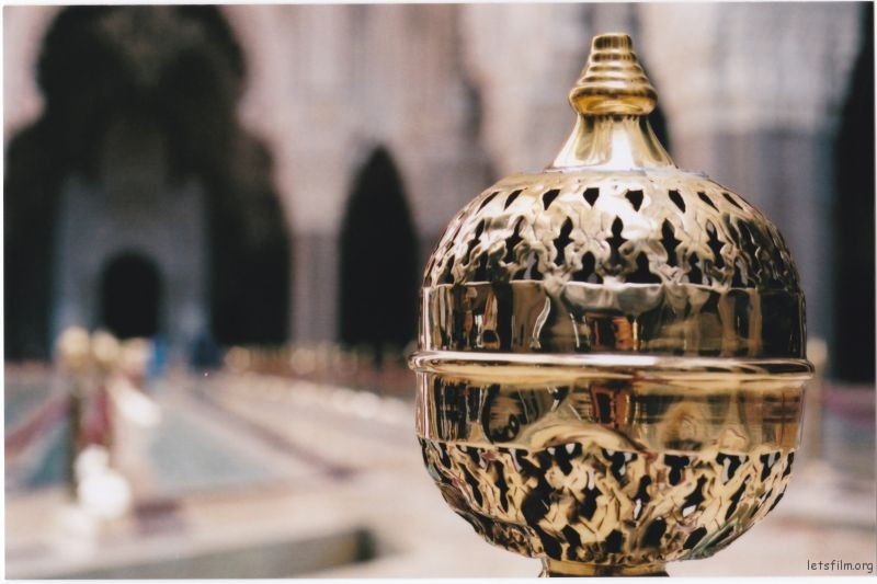 [13117] 哈桑二世清真寺—摩洛哥 | 胶片的味道